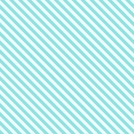 Background pattern stripe seamless vector texture green aqua pastel two tone colors. Wallpaper backdrop diagonal striped abstract retro styled. Graphic design geometric shape.