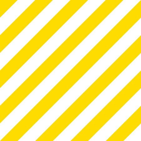 Summer background diagonal stripe pattern seamless yellow and white.