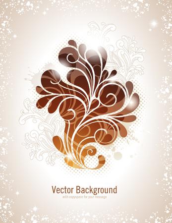 colores calidos: elegante fondo tumefacci�n en colores c�lidos
