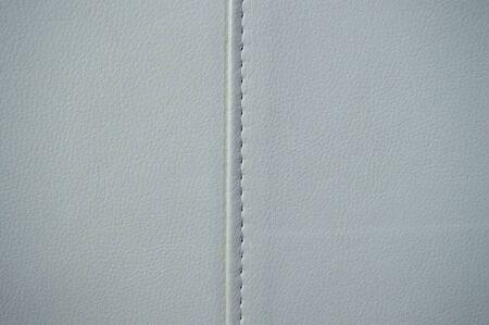 Biała teksturowana skóra w szczegółach Zdjęcie Seryjne