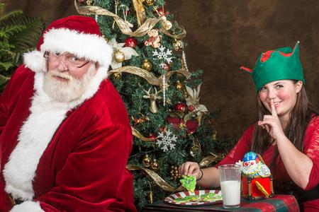 sneaky: Sneaky Elf