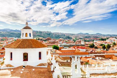 Rooftop view from San Felipe de Neri