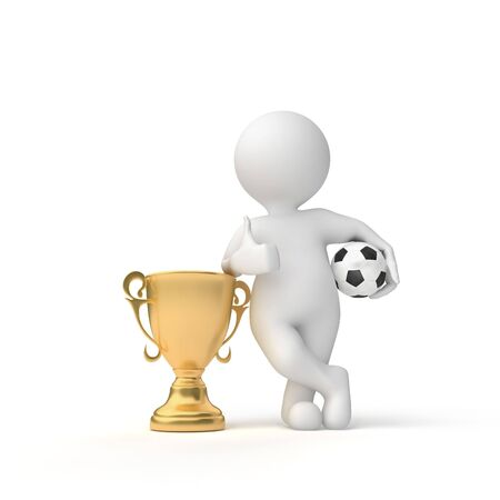winner of the cup and ball photo