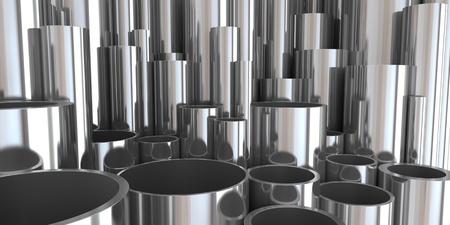 cylindrical: tubi cilindrici 3D