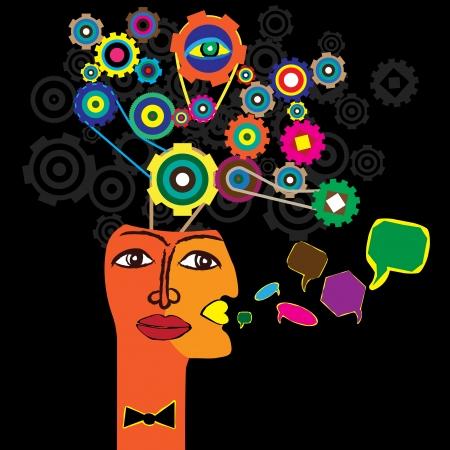 thinking machine: Resumen de antecedentes