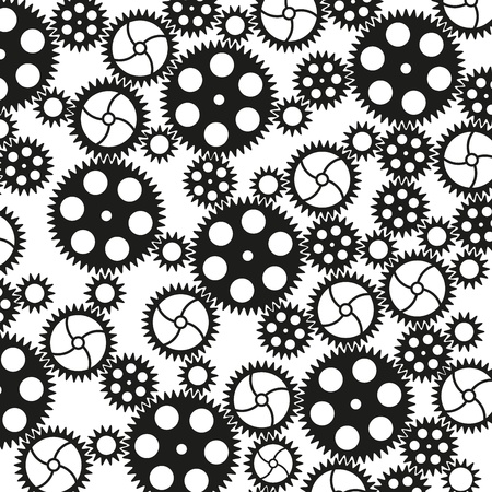 Gears icon Stock Vector - 18058531