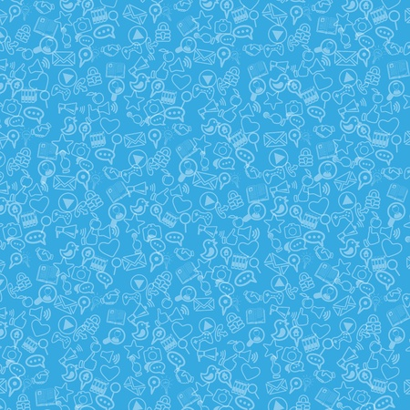 Background of universal web icons  Vector