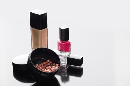 woman cosmetics Stock Photo - 7638782