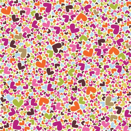 happy hearts pattern