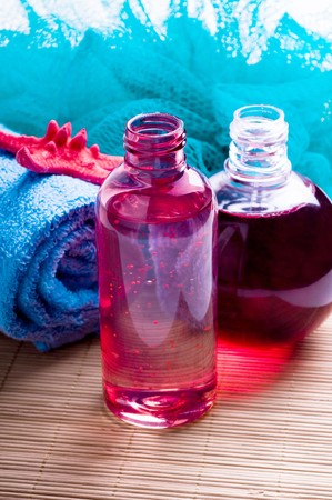 spa and body care background Stock Photo