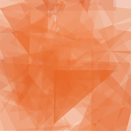 faint: Abstract light vertical background textured by chaotic triangles. Geometrical vector pattern.