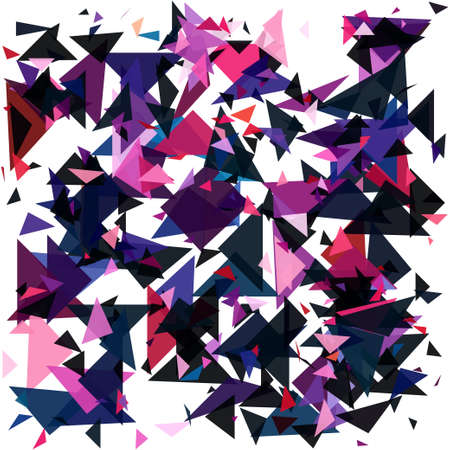 detonate: Abstract geometric background. Detonate background. Vector Illustration EPS10 Illustration