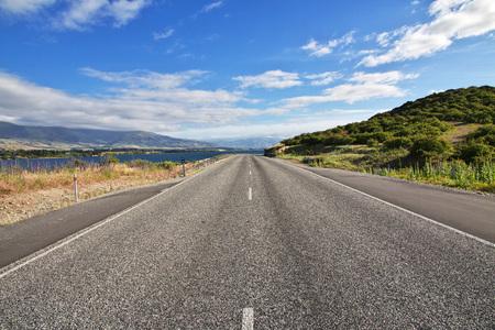 Przyroda Wyspy Południowej w Nowej Zelandii