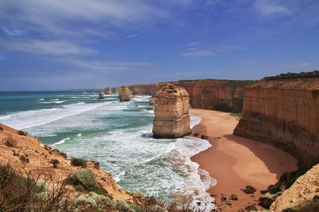 Great Ocean Road, Océano Índico, Australia