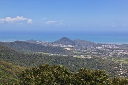 Kuranda entertainment complex in the mountains, Cairns, Australia