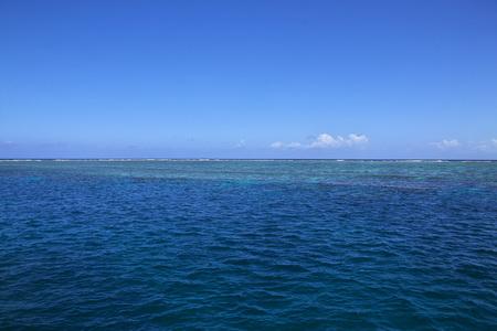 Snorkeling on the Great Barrier Reef, Australia