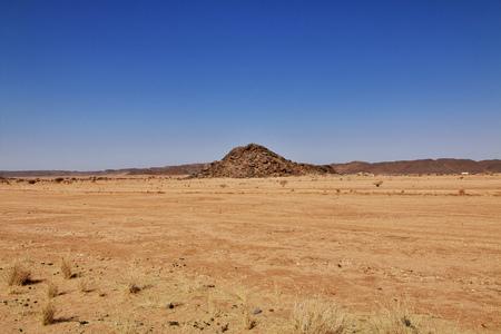 Desert Of Sudan