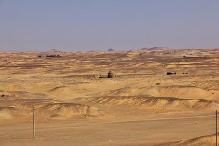 Stara Dongola w Sudanie, Afryka