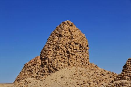 Pyramides antiques de Nuri, Soudan