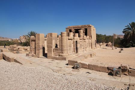 Temple of the Island of Philae, Egypt Reklamní fotografie - 122019528