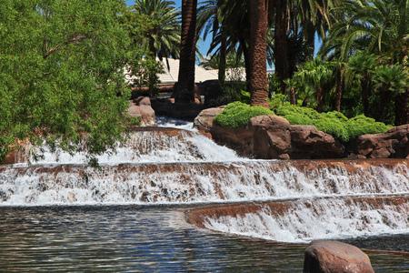 Las Vegas is city of United States Stock Photo
