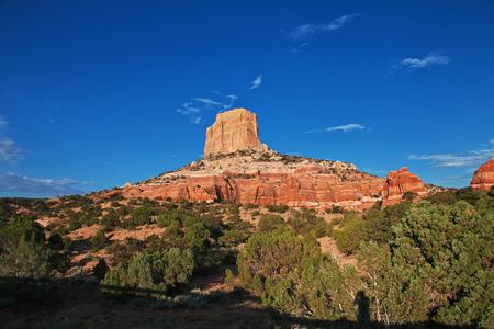 Monument Valley in Utah and Arizona Stock fotó
