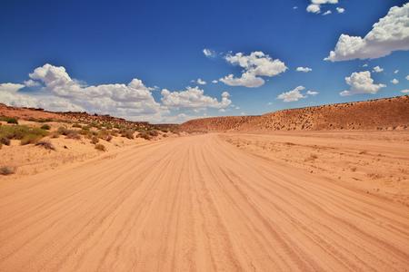 Antelope Canyon in Arizona, USA Stock Photo