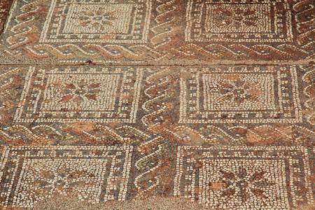 Tipaza Roman ruins in Algeria, Africa Stock Photo