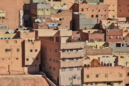 Ghardaia is city in Sahara desert, Algeria