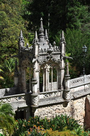 The Palace of Sintra, Portugal