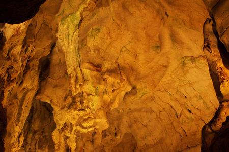 Grutas de Mira de Aire - The Cave in Portugal Archivio Fotografico - 123965469