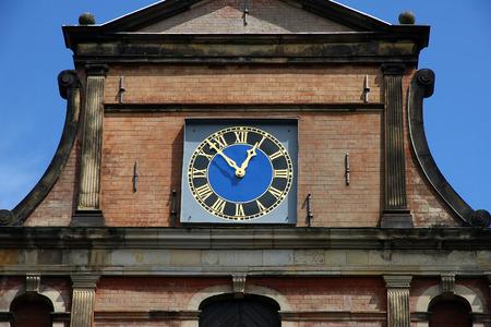 The watch in Copenhagen city, Denmark
