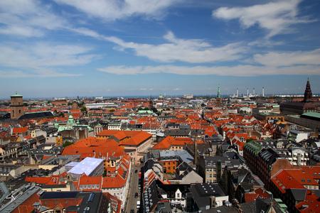 Copenhagen is the capital of Denmark