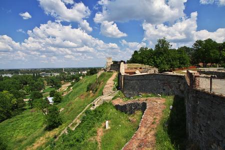 Castle in Belgrade city, Serbia