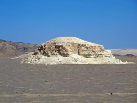 The Nazca lines in Peru, South America