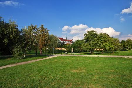 Wieliczka salt mines in Poland