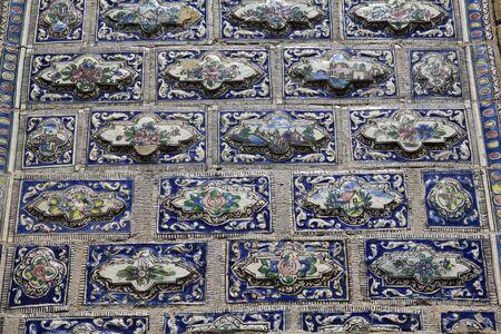 Golestan Palace in Tehran city, Iran Фото со стока