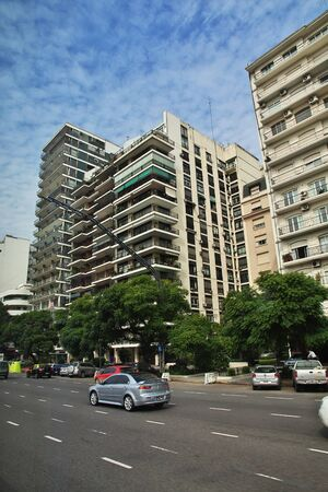 Buenos Aires / Argentina - 02 May 2016: The house in Buenos Aires, Argentina