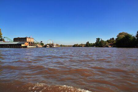 The delta of Tigre river, Buenos Aires, Argentina