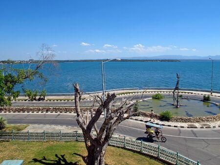 The marina in Cienfuegos, Cuba
