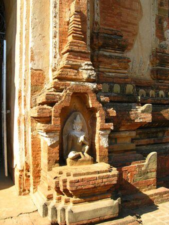 Htilominlo Temple in Bagan, Myanmar
