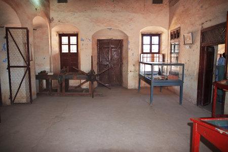 Omdurman, Khartoum / Sudan - 18 Feb 2017: Khalifa House Museum in Omdurman, Khartoum, Sudan