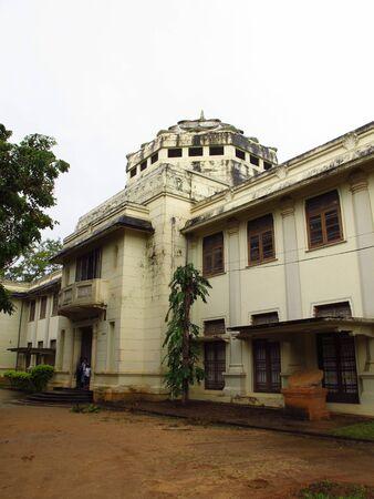 The vintage palace, Anuradhapura, Sri Lanka Stock Photo