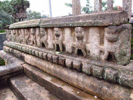Mirisaveti Stupa, Anuradhapura, Sri Lanka