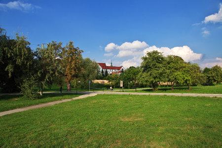 Wieliczka / Poland - 04 Sep 2015: Wieliczka city in Poland Editorial