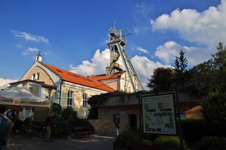 Wieliczka / Poland - 04 Sep 2015: Wieliczka salt mines in Poland Publikacyjne