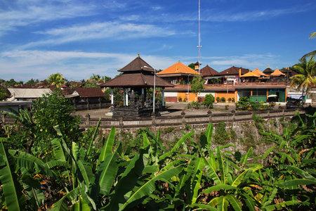 Bali / Indonesia - 05 Aug 2016: Taman Ayun temple on Bali, Indonesia