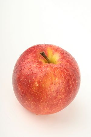 Apple red photo