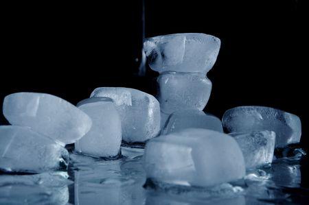 cubes ice Stock Photo - 935966