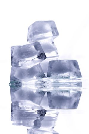 cubes ice photo